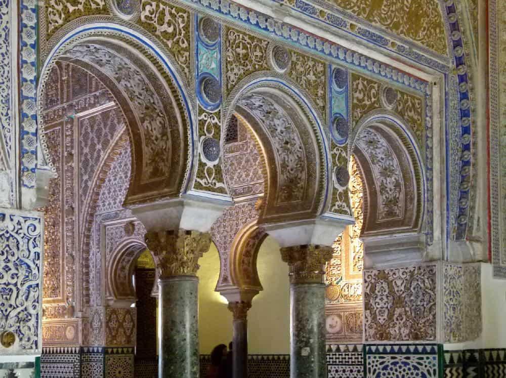 The Alcazar In Springtime Exploring Seville S Royal Palace