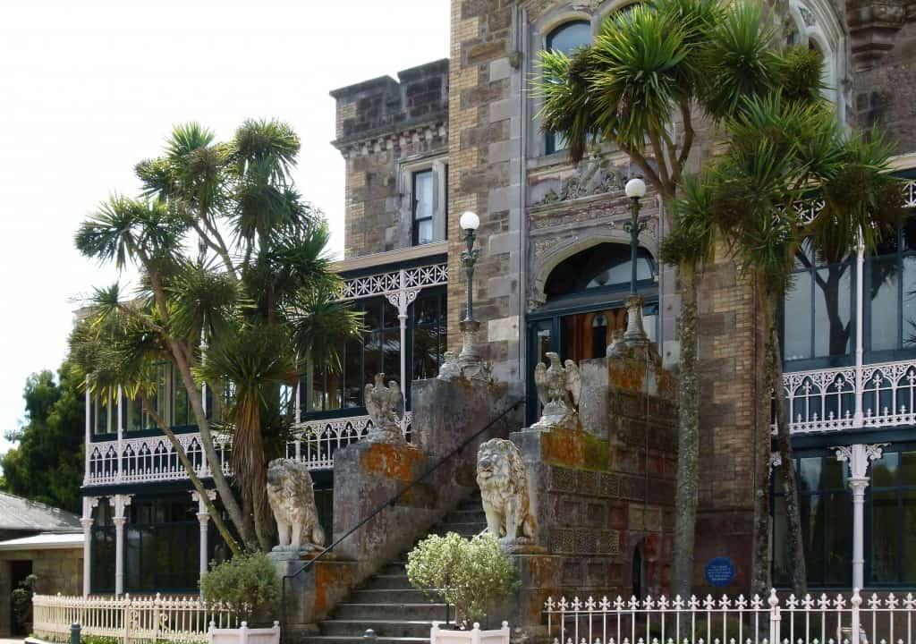 Larnach Castle, New Zealand - www.worldwidewriter.co.uk