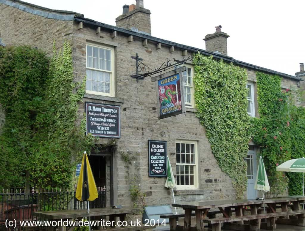 George and Dragon, Hardraw, Yorkshire