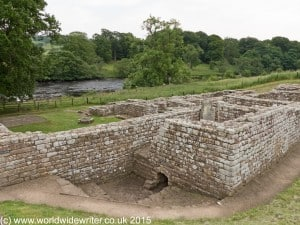 Bathhouse, Chesters Fort