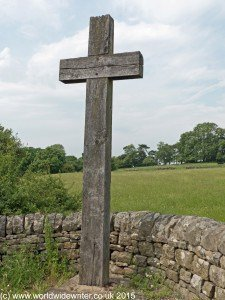 St Oswalds Cross