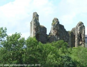 Thirlwall Castle