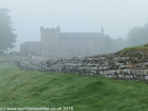 Birdoswald Roman Fort, Cumbria - www.worldwidewriter.co.uk