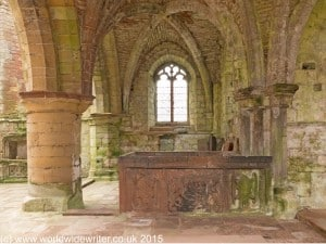 Presbytery, Lanercost Priory, Northumberland - www.worldwidewriter.co.uk