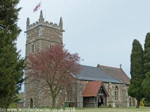 Alkborough church