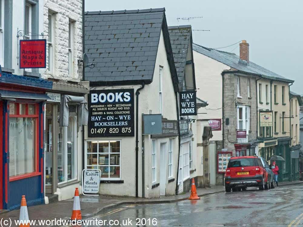 Bookshops of Hay-on-Wye