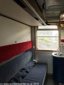 3 berth carriage
