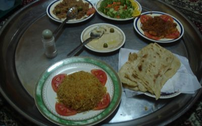 Eating Out in Muscat