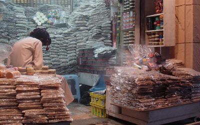 Muttrah and its Souk: A Traditional Market in Muscat, Oman