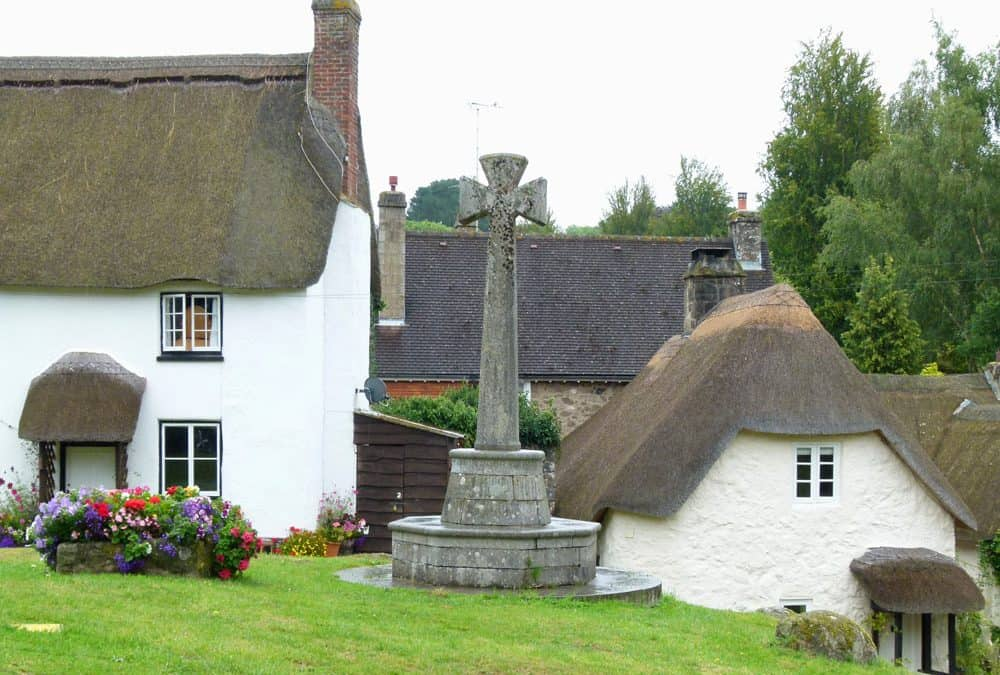 Lustleigh: a Traditional Dartmoor Village
