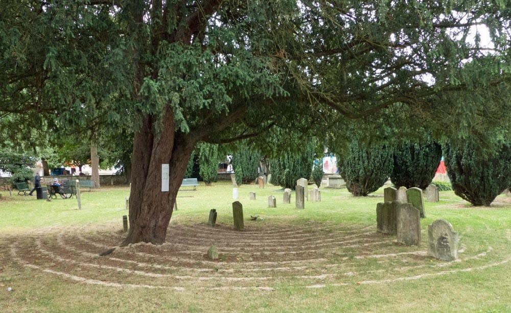 St Giles Churchyard, Oxford