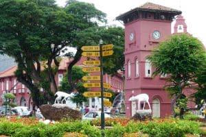 Malacca Dutch Square