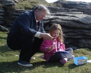 Letterboxing on Dartmoor