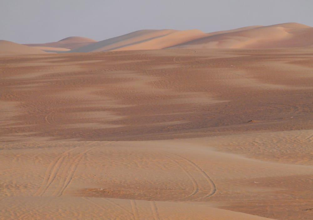 Abu Dhabi Empty Quarter