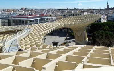 Layers of History at Seville's Metropol Parasol