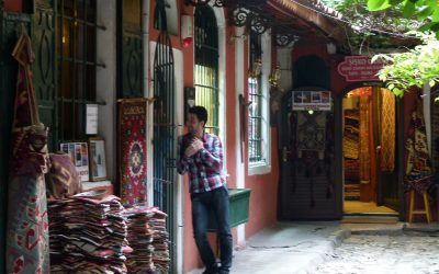 Exploring the Labyrinth of Istanbul's Grand Bazaar