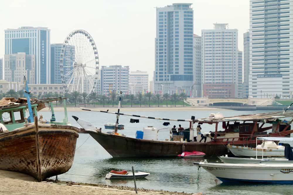 Waterfront, Sharjah