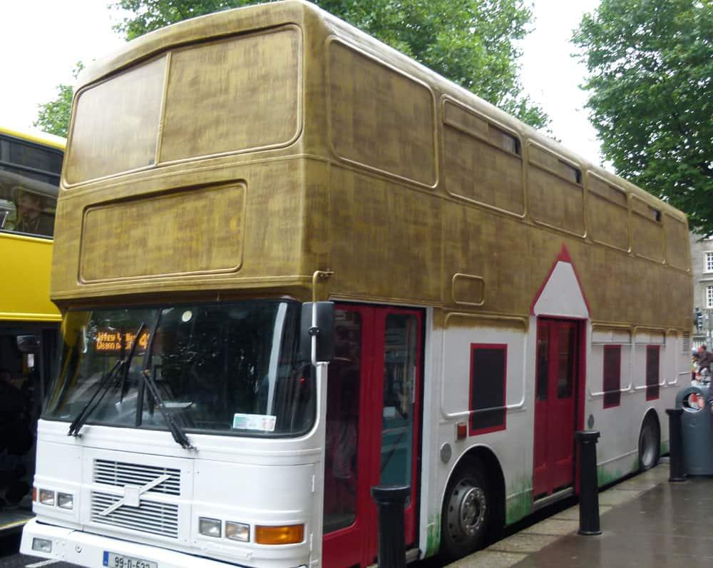 Storytelling Bus, Dublin