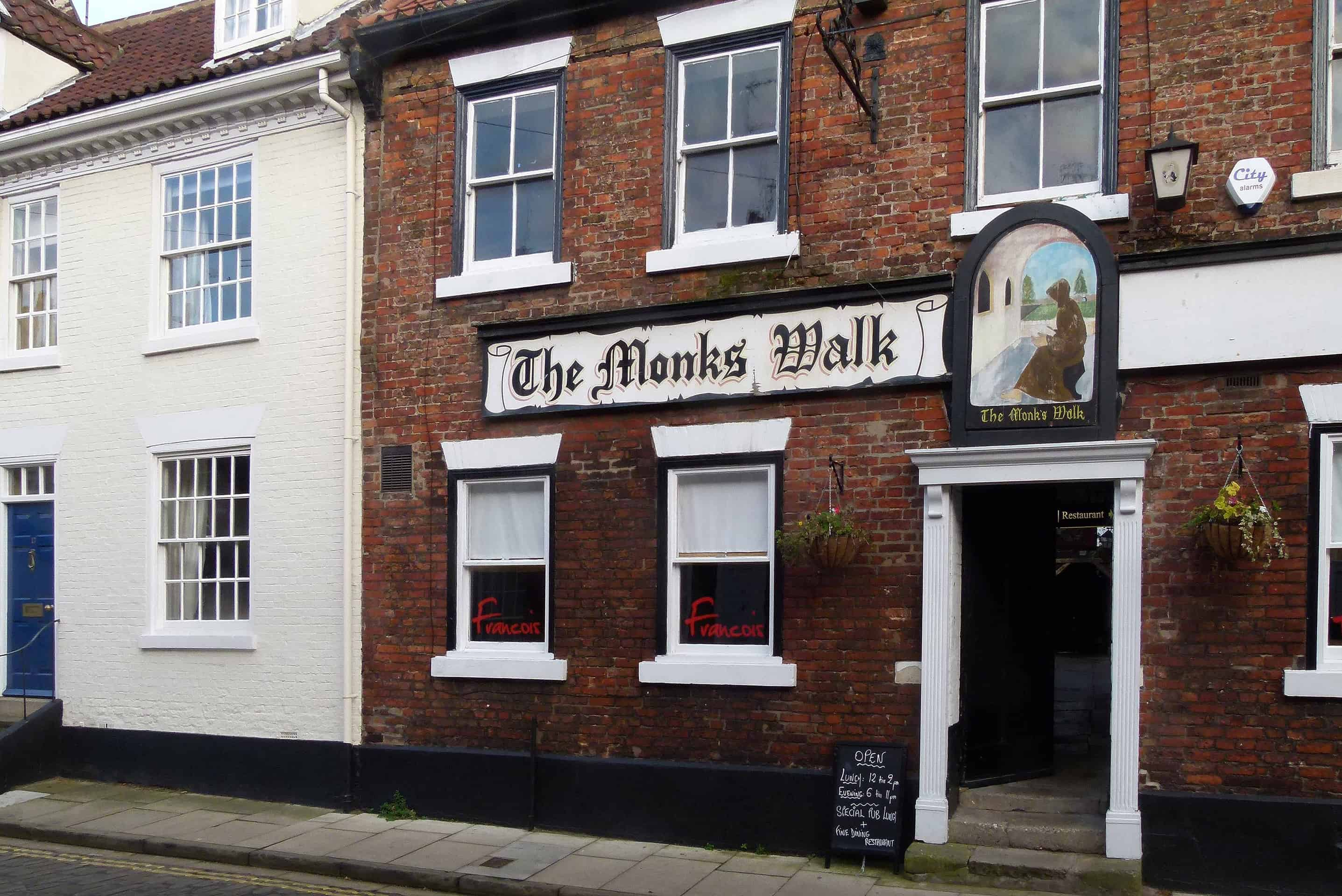Monks Walk, Beverley