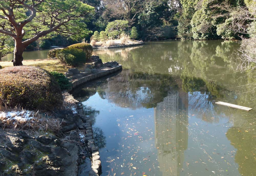 Shinjuki National Garden, Tokyo