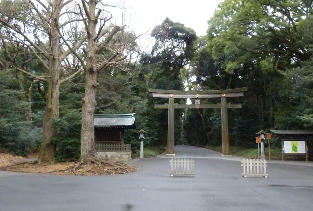 Finding Peace at Tokyo's Meiji Shrine