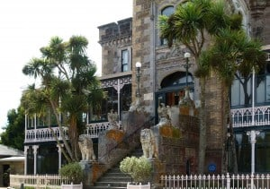 Larnach Castle, New Zealand - www.worldwidewriter.co.uk