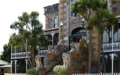 A Scottish Corner of New Zealand: Visiting Larnach Castle