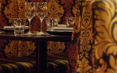 Restaurant Review: The Levant Lounge on Wigmore Street, London