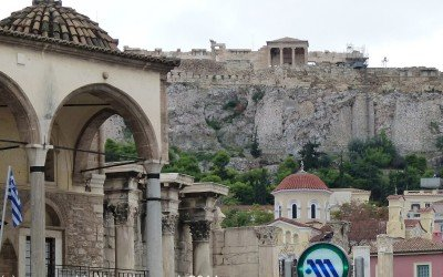 Discovering the Early Byzantine Churches of Athens