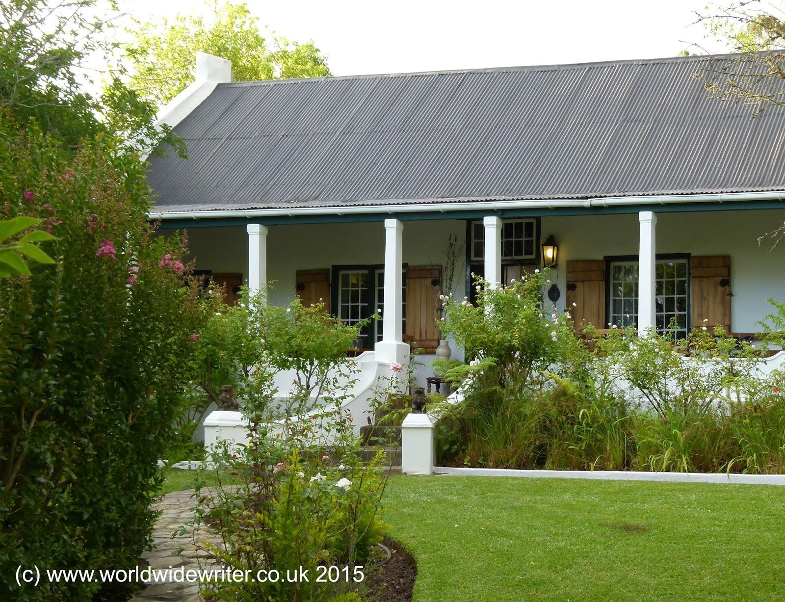 Augusta de Mist Hotel, Swellendam, South Africa
