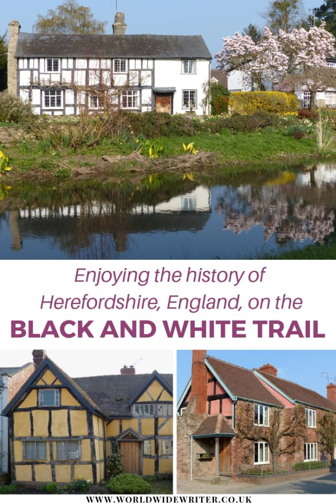 Black and White Trail, Herefordshire