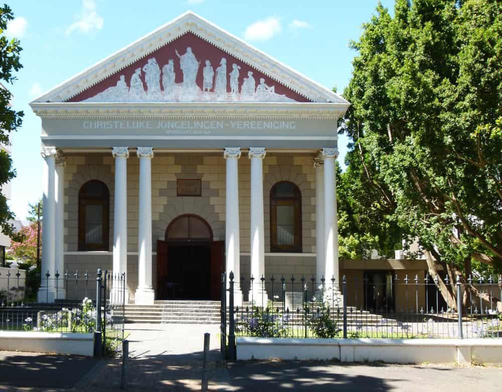 Hofmeyr Hall, Stellenbosch