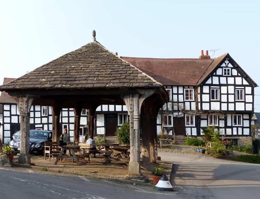 Pembridge Market Hall