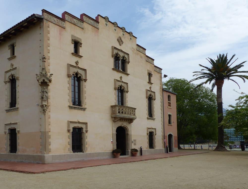 Can Saragossa, Lloret de Mar