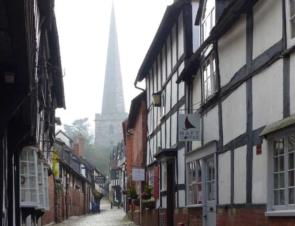 Church Lane, Ledbury