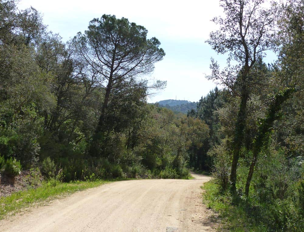 Lloret de Mar walking trail