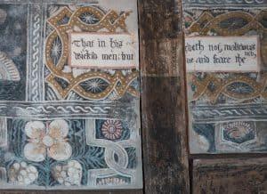 Sixteenth Century Painted Room, Ledbury