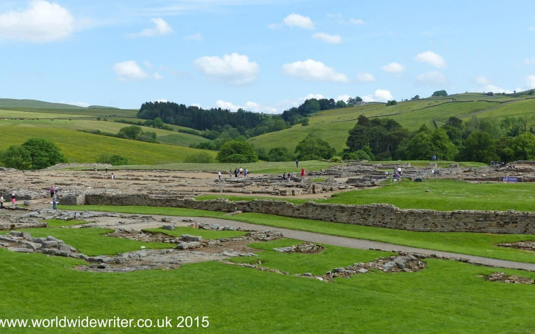 History and Archaeology at Vindolanda Roman Fort
