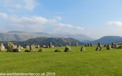 In Search of the Stone Circles of Cumbria