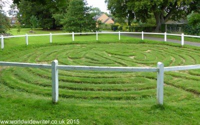 The Wing Maze – Pilgrimage, Penance or Pleasure?