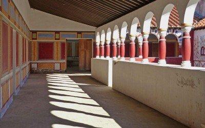 Reconstructing Roman Britain at Arbeia Roman Fort