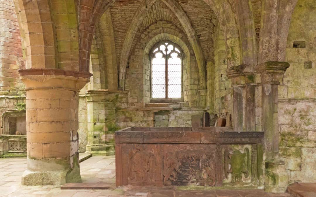 Making Connections: Lanercost Priory and Hadrian's Wall