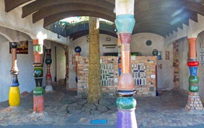 An Unlikely Tourist Attraction: Kawakawa and the Hundertwasser Toilets