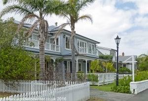 Historic buildings of Russell, New Zealand - www.worldwidewriter.co.uk
