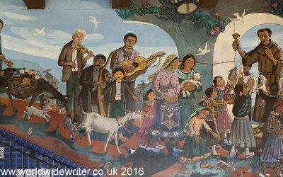 History and Margaritas at El Pueblo de Los Angeles