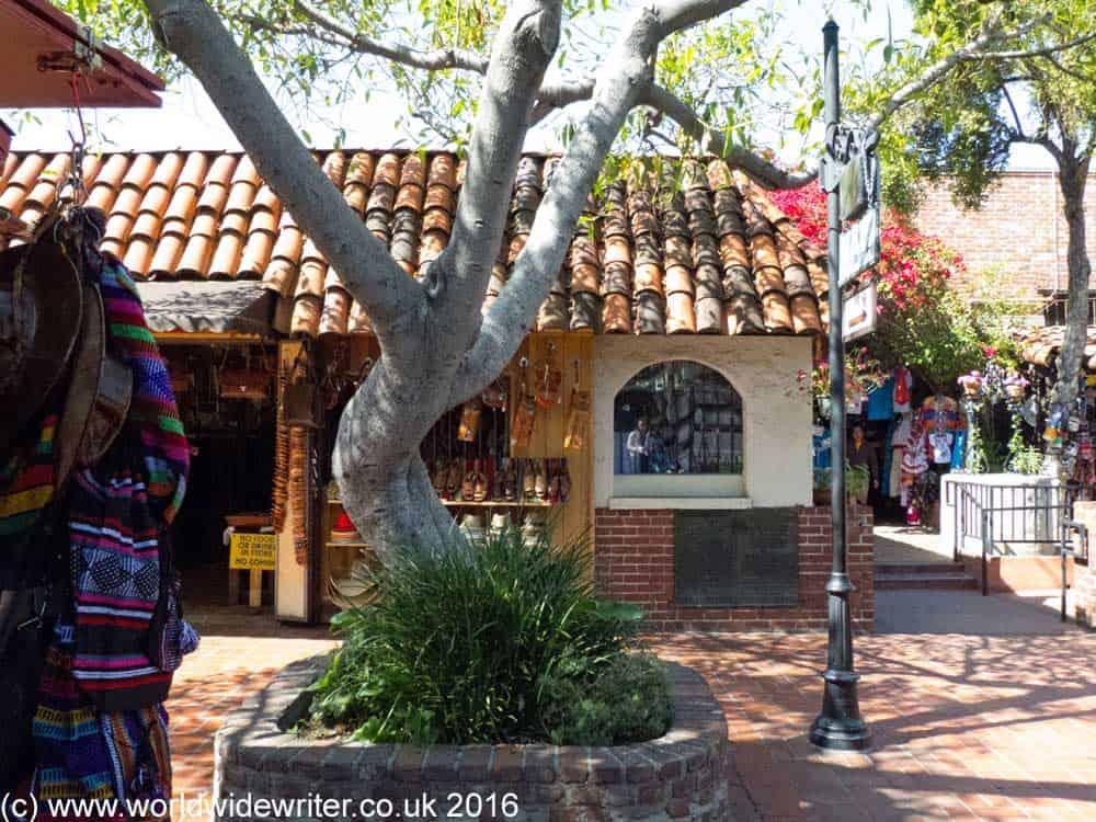 Olvera Street, El Pueblo de Los Angeles