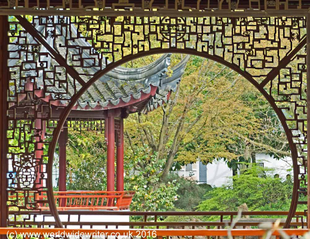 Yin And Yang At Vancouver S Dr Sun Yat Sen Classical Chinese Garden