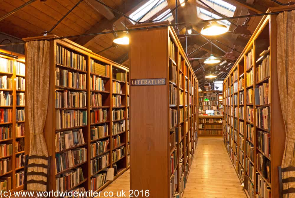 Hay-on-Wye, a Bookworm's Paradise