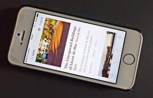 Lloret de Mar article apps