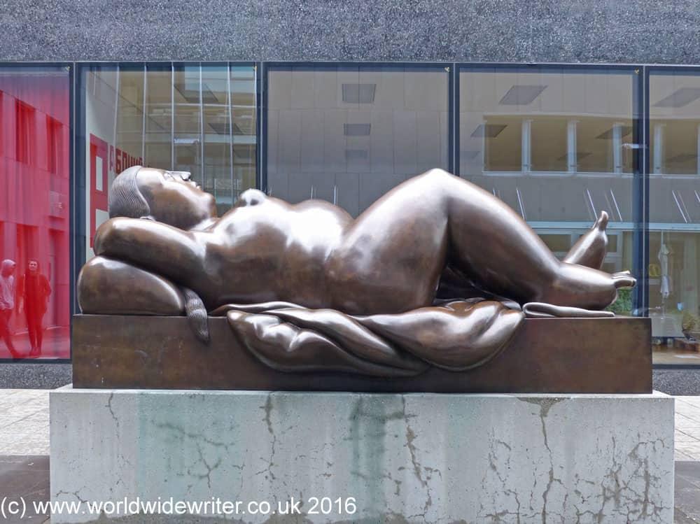 Open air sculpture